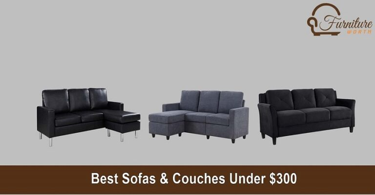Sectional couch under 300, sofas under $300, Affordable sofas under 300, Cheap sectional couches under 300