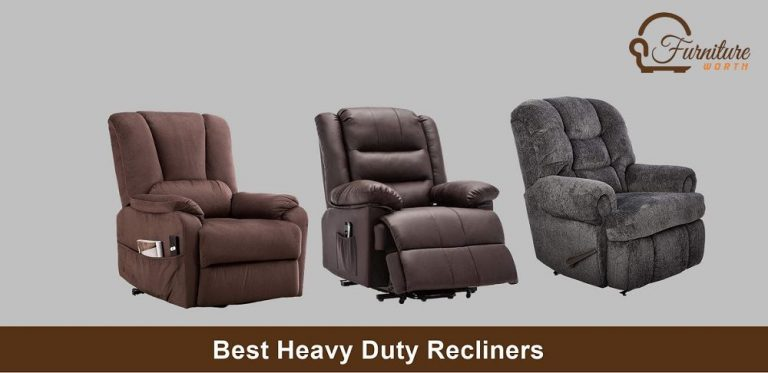 Best Heavy Duty Recliners for - Big and Tall People